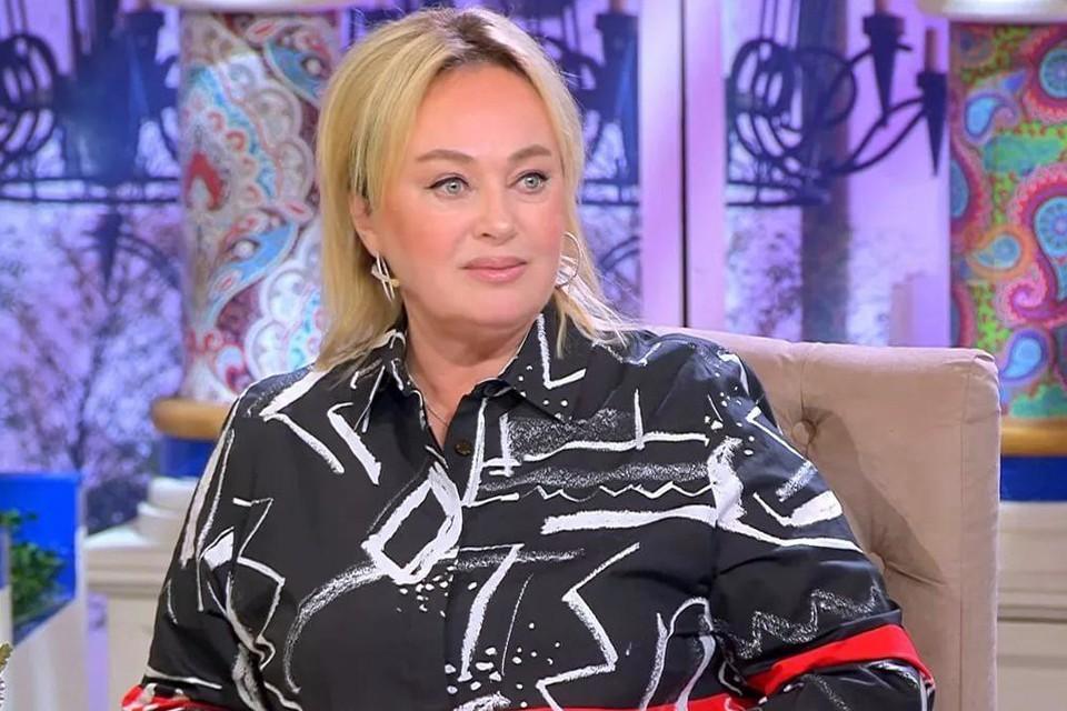 Лариса Гузеева рассказала нам, что окончательно бросила курить
