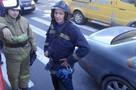 «Каждая секунда на вес золота»: Нижегородские пожарные спасли мужчину, повисшего на карнизе 11 этажа