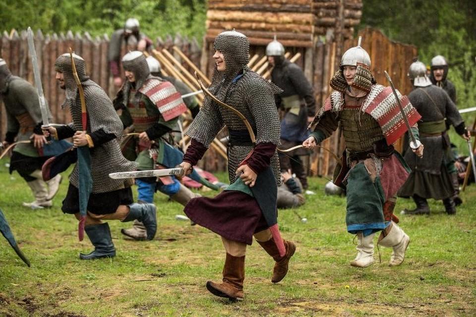 Югорчане соревнуются в конкурсе событийного туризма. Фото с сайта администрации города Нижневартовск