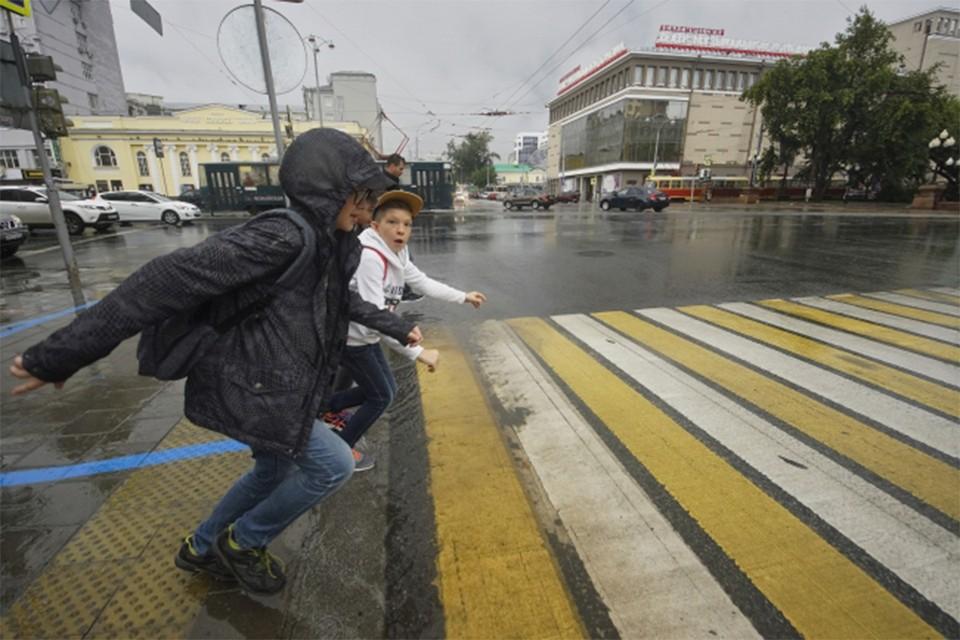 Кировчан просят не оставаться равнодушными, когда дети нарушают Правила дорожного движения