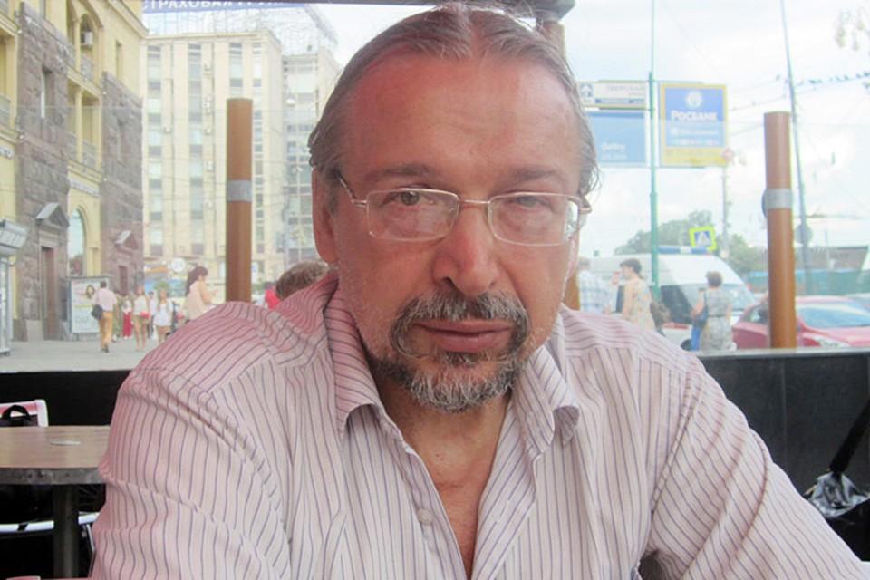 Огородников Александр Иоильевич - советский диссидент, российский политик, христианский демократ