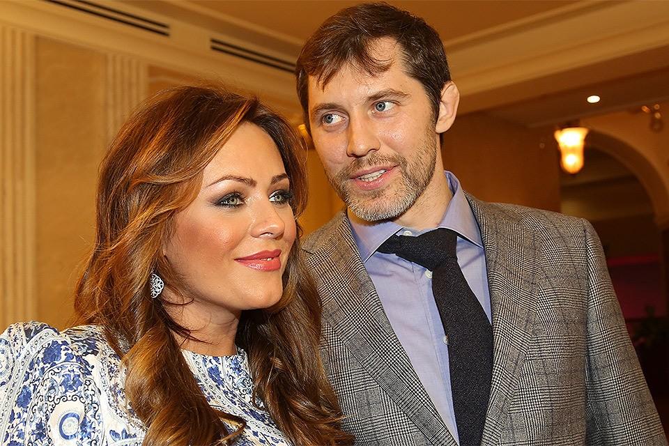 Юлия Началова и Александр Фролов в 2014 году.