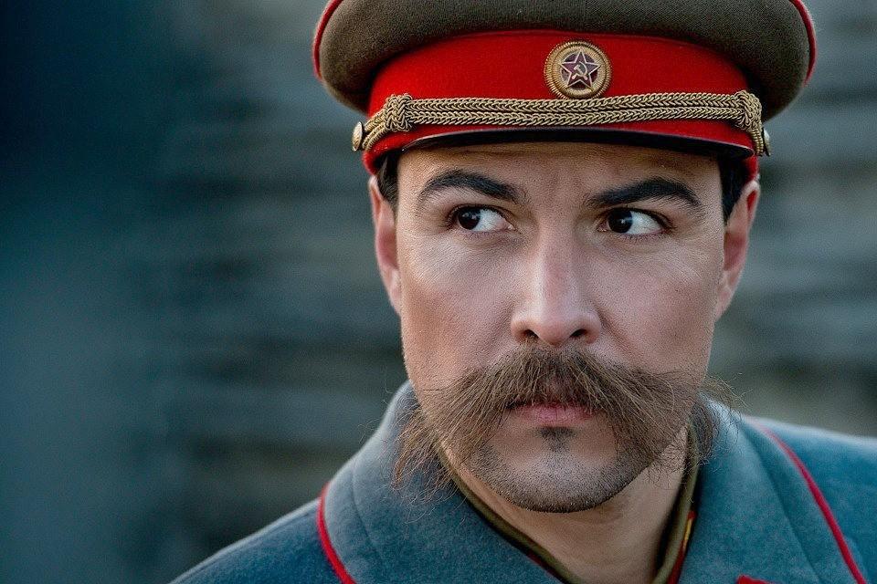 Кадр из документального сериала «Страна Советов. Забытые вожди».