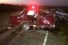 В Ростовской области в лобовом столкновении погибли четыре человека, включая 5-летнюю девочку