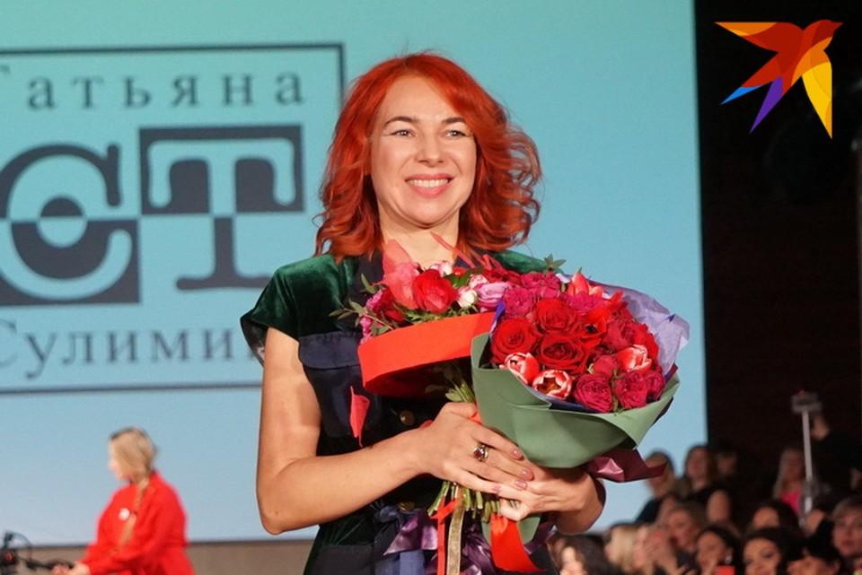 Татьяна Сулимина.