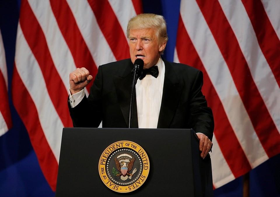 Трамп заявил, что готовит санкции против турецких чиновников