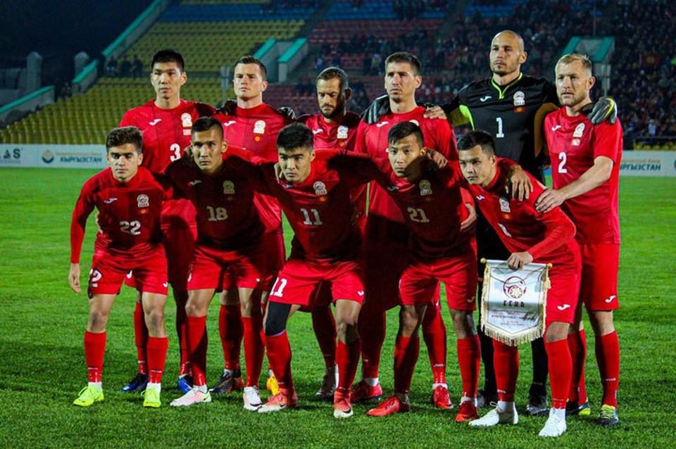 Национальная сборная Кыргызстана одержала победу!