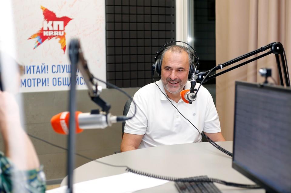 В Самаре черногорский специалист работает второй сезон.