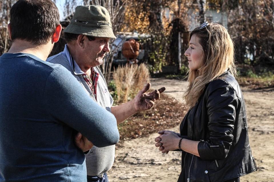 Наш корреспондент пообщалась с сельчанами. Фото Татьна Синельникова