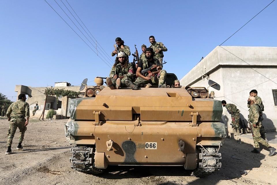 Кремль: турецкая операция в Сирии может навредить политическому урегулированию