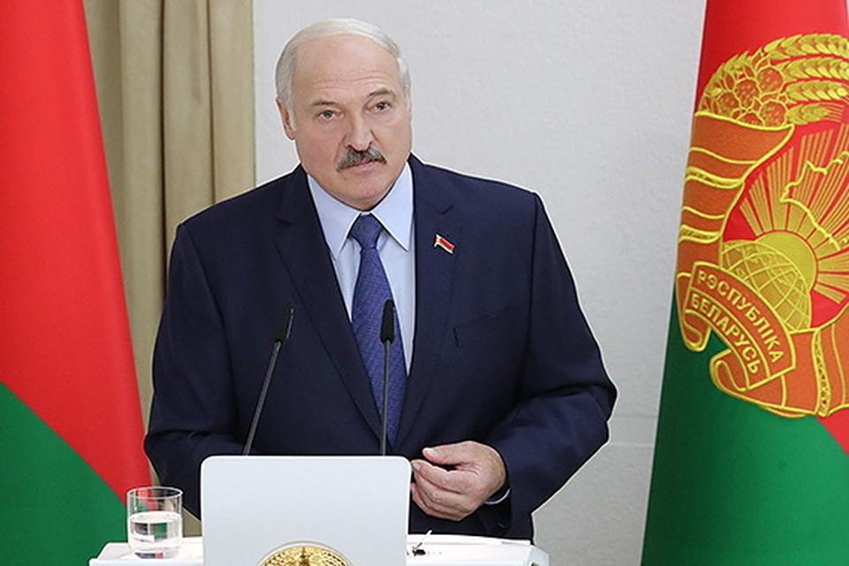 Президент уверен, что Беларусь могла бы уже сегодня вступить в ЕС. Фото: пресс-служба президента
