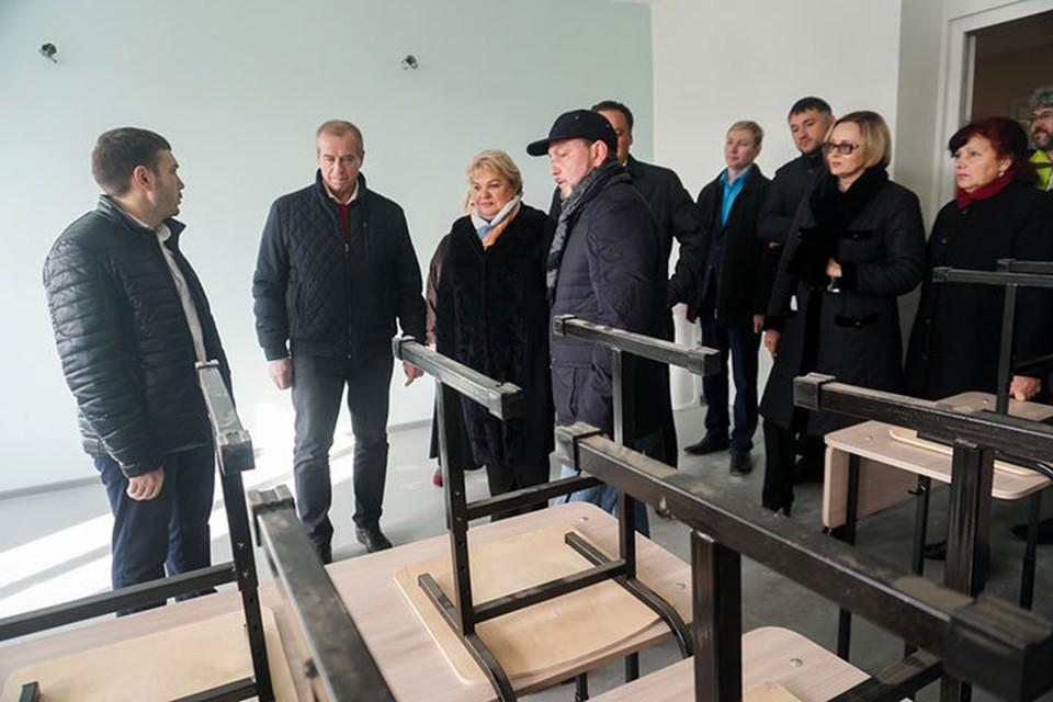 Фото: Пресс-служба правительства Иркутской области.