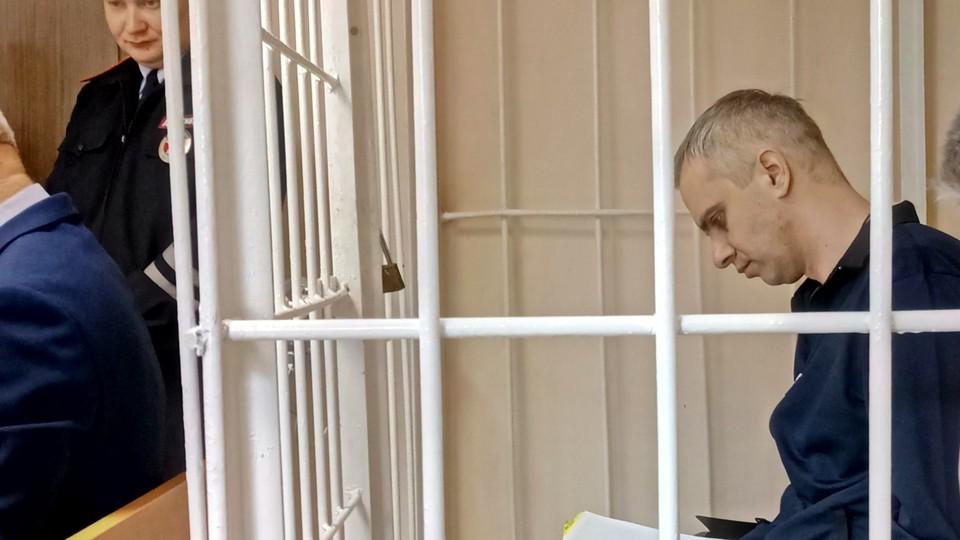 Все участники процесса против присутствия СМИ, и судья Варвара Базева удалила журналистов из зала