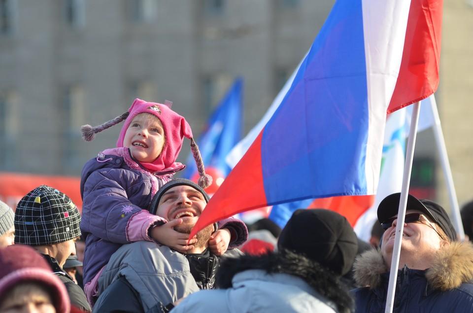 В праздник горожан ждут на площадке у ГПНТБ.