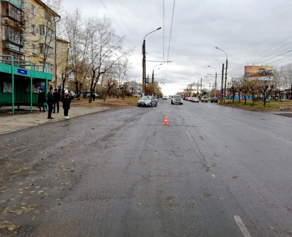 В Братске водитель сбил 59-летнего пешехода и скрылся.