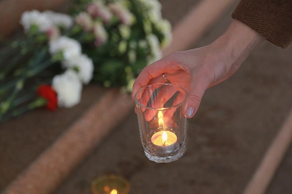 В Хакасии похоронили троих рабочих, погибших при прорыве дамбы в Красноярском крае