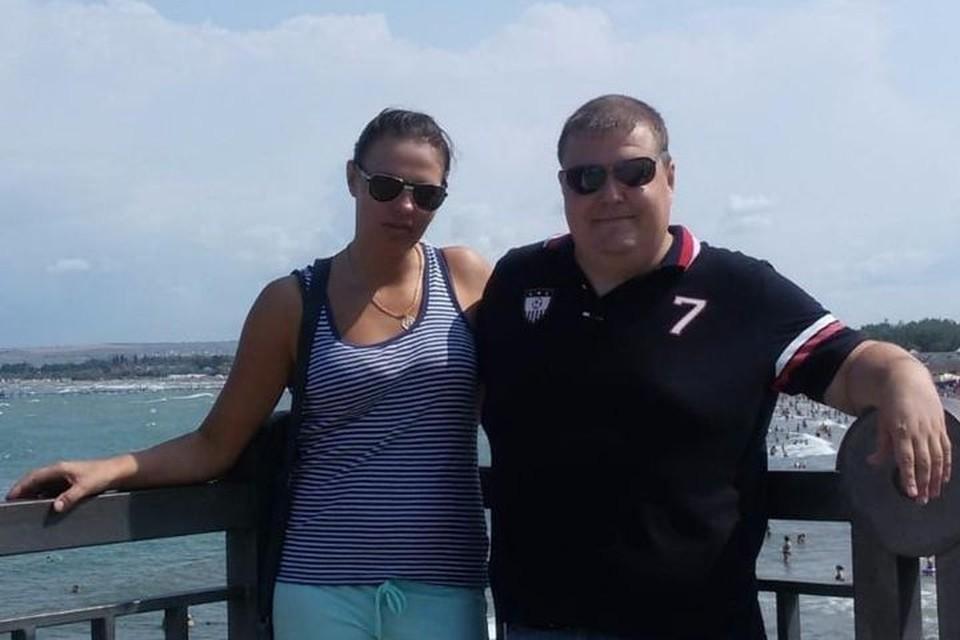 Евгения и Алексей вместе уже 17 лет. Фото: личный архив.