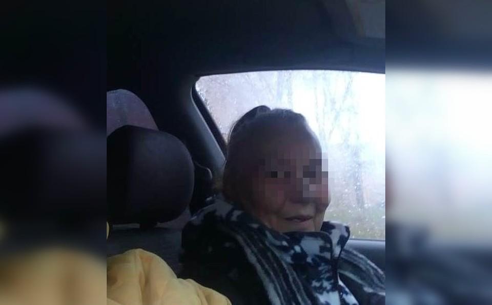 Анна П. отчаялась бороться за жизнь. Фото Светланы Алексеевой