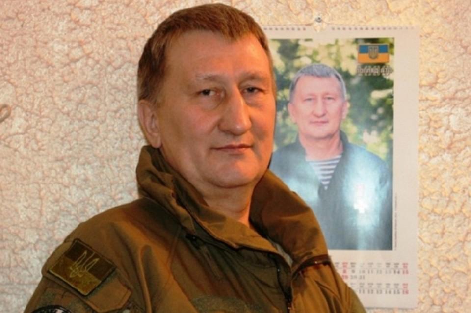 До войны в Донбассе Дегтярев воевал в Африке. Фото: kievvlast.com.ua