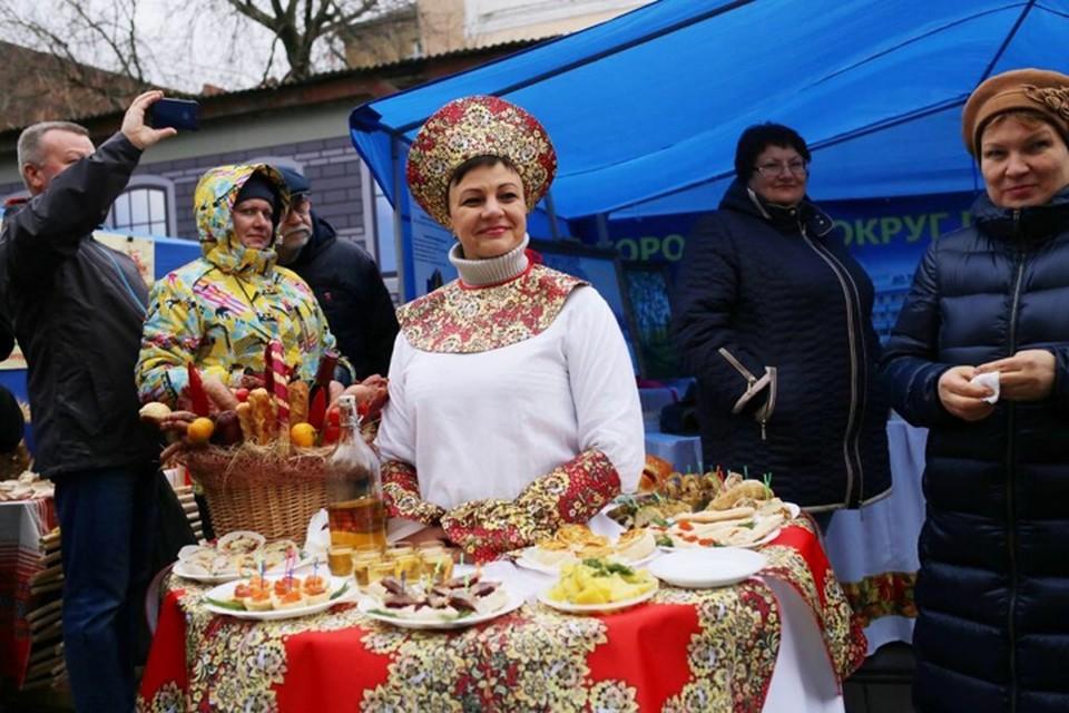 В рамках праздника пройдет III Фестиваль «Кухни народов России»