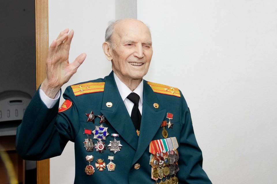 Василий Михайлович - почетный гражданин города Перми и почетный гражданин Пермской области