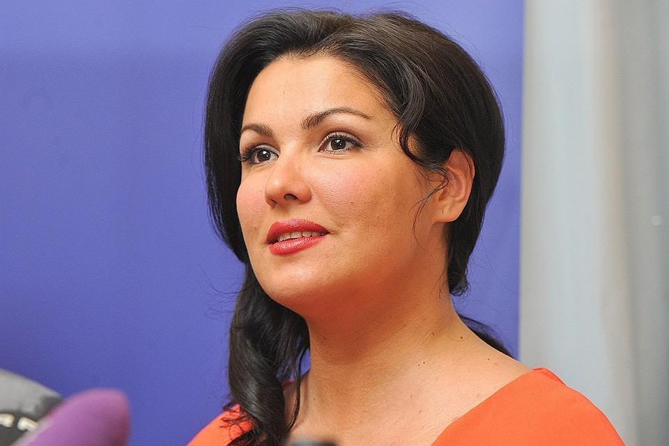Анна Нетребко - мировая оперная .