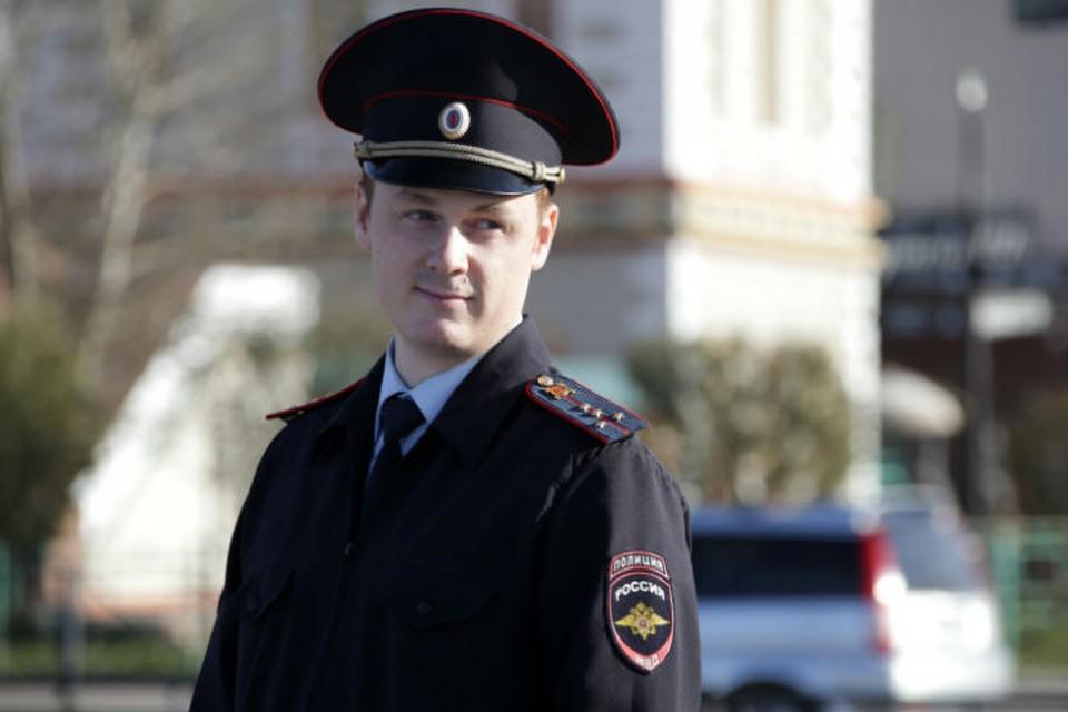Олег Демидов служит участковым уже 6 лет. Фото: ГУ МВД России по Иркутской области.