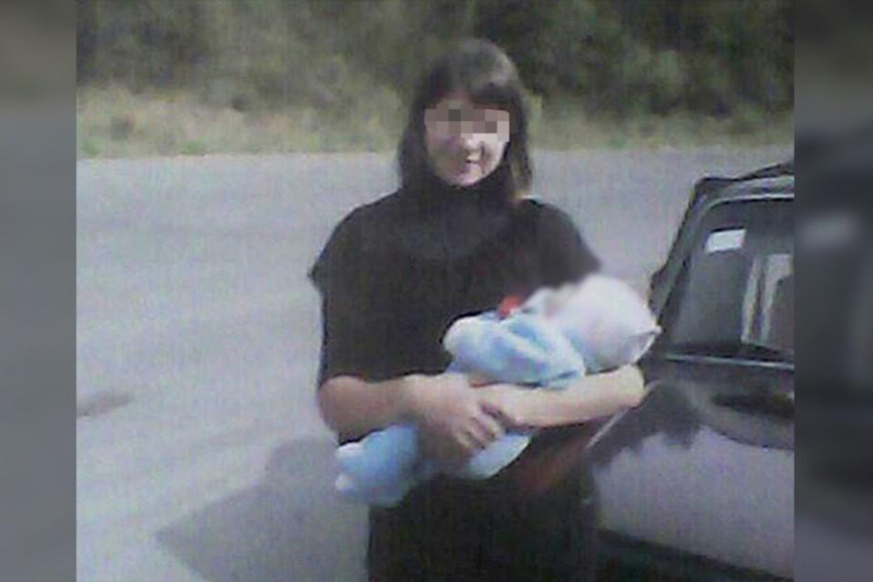 Оксану считали примерной домохозяйкой и хорошей матерью, но она жестоко расправилась с собственным сыном Фото: соцсети