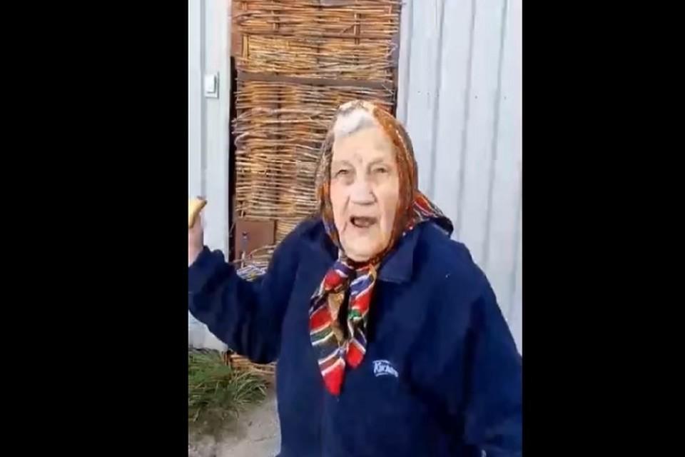 Марие Николаевне 94 года, и где ее родня сейчас - не знает