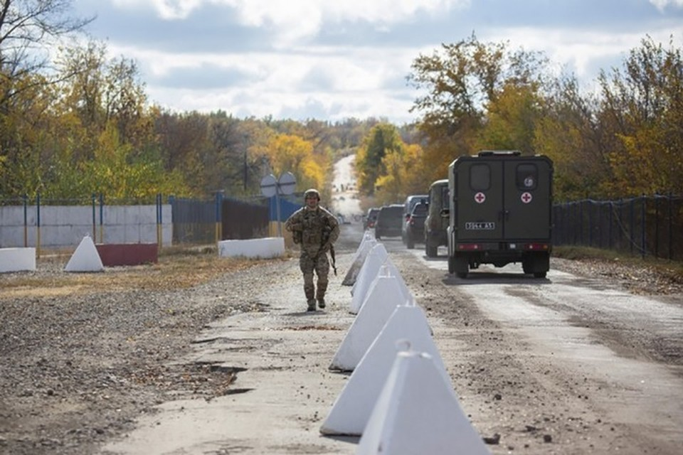 Состоится ли этот отвод в ноябре, в октябре он был сорван Украиной. Фото: odsd.ru