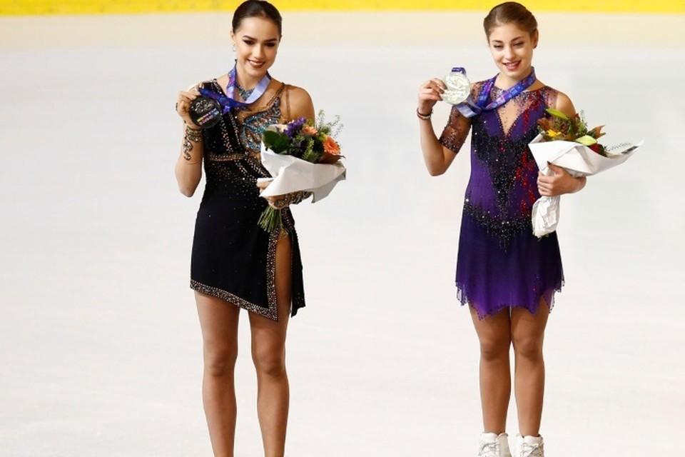 Алина Загитова проиграла первый старт сезона Алене Косторной.