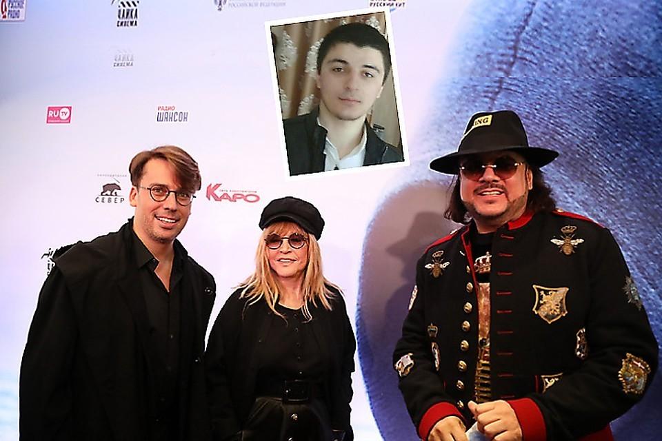 Казуев (на фото вверху)