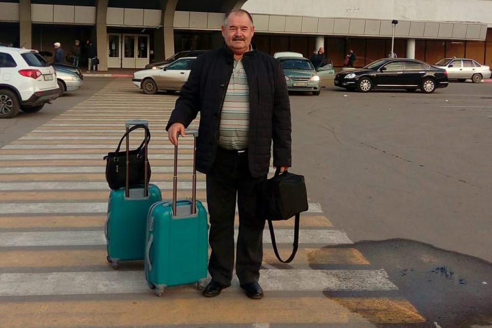 Михаил из Снежинска ушел в 60 лет.