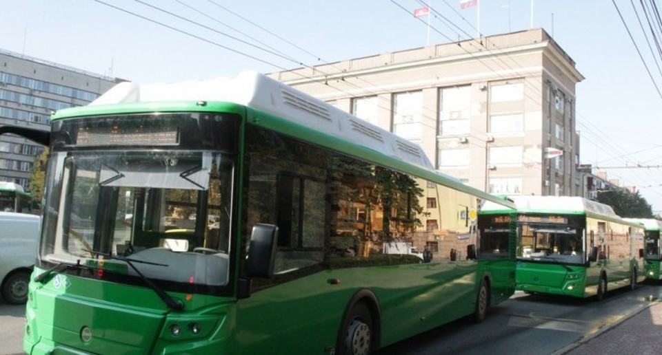 Внешне автобусы очень красивые. Фото: cheladmin.ru.