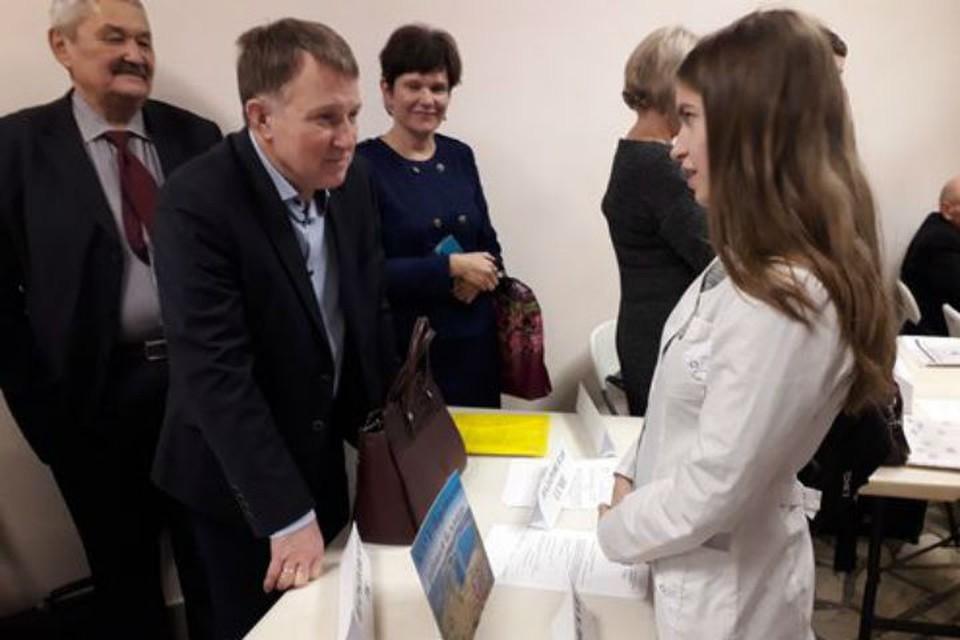 Будущие медики могли определиться с местом работы Фото: kraszdrav.ru
