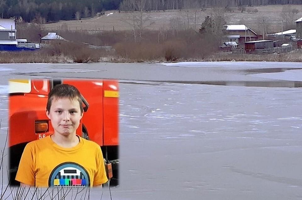 Сначала Дима вытащил из воды 11-летнюю девочку, и только потом сам выбрался на берег. Фото: ГУ МЧС по Свердловской области