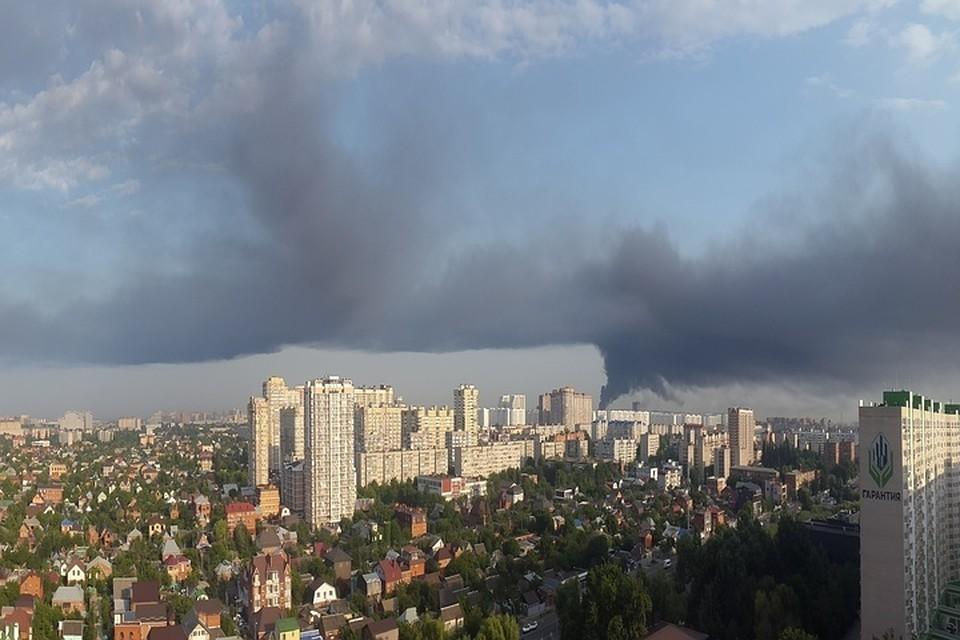 В Краснодаре самый загрязненный на Кубани воздух