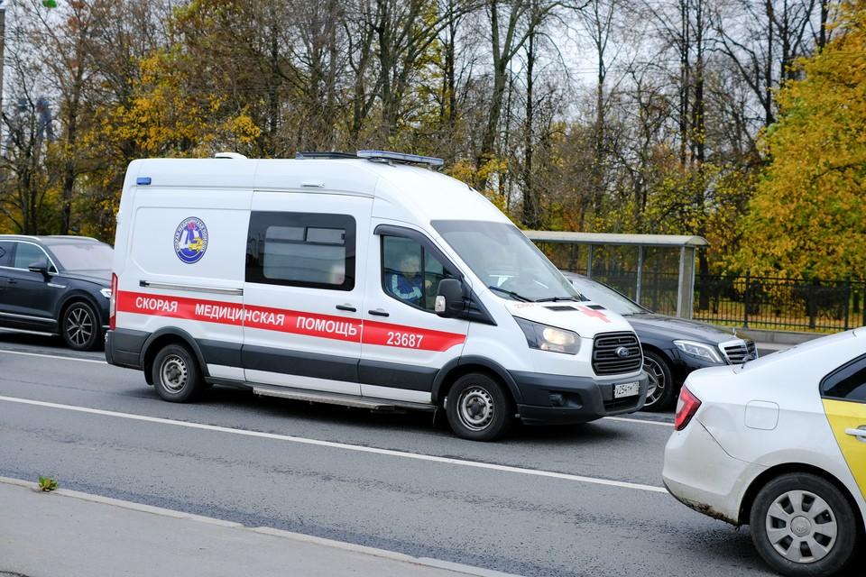 Мужчину отправили на лечение в НИИ им. Джанелидзе.