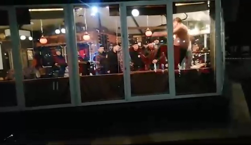 Фото: стоп-кадр видео