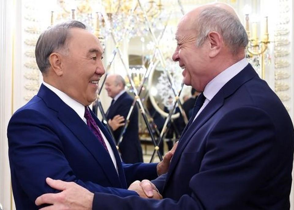 Министр иностранных дел Ирана и директор Российского института стратегических исследований приняли участие в заседании «Астана клуба»
