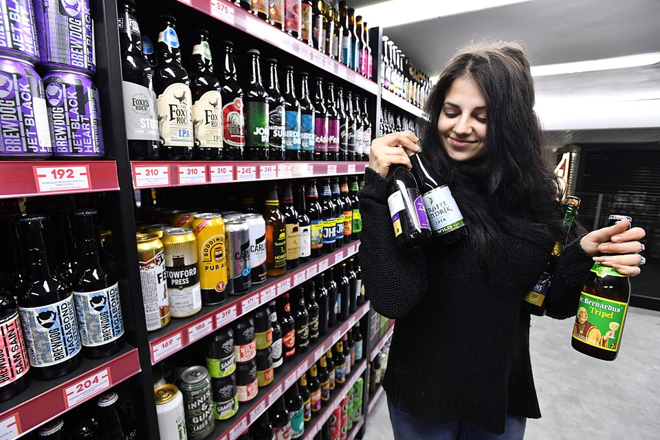 Для пива ограничений по крепости нет. Но есть ограничения по рецептуре