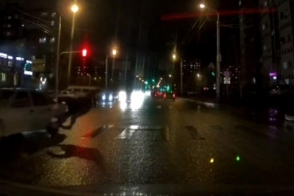 фото: скриншот видео