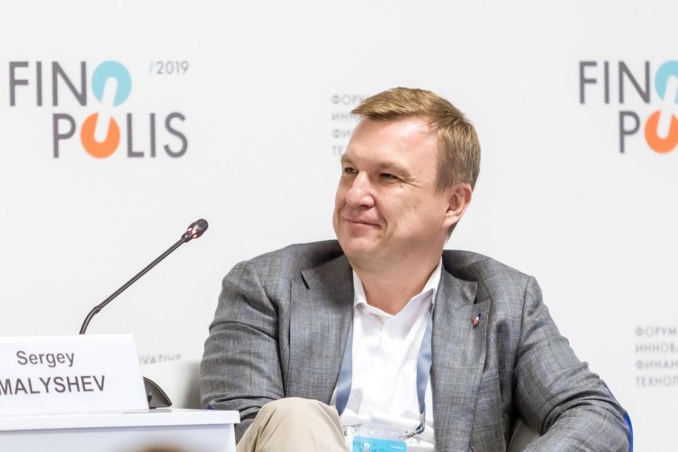 Руководитель розничного и цифрового бизнеса банка ПСБ Сергей Малышев.