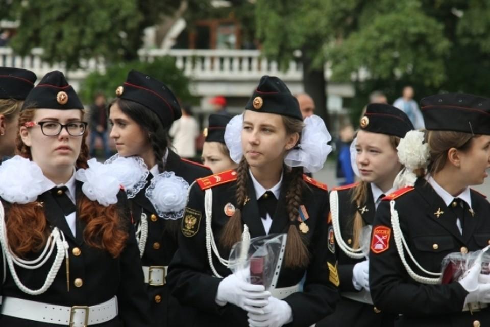 Кадетское училище для девочек: построят ли его в Кузбассе?