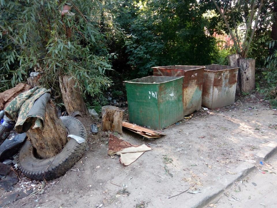 В Воронежской области мусорная реформа стартовала меньше года назад