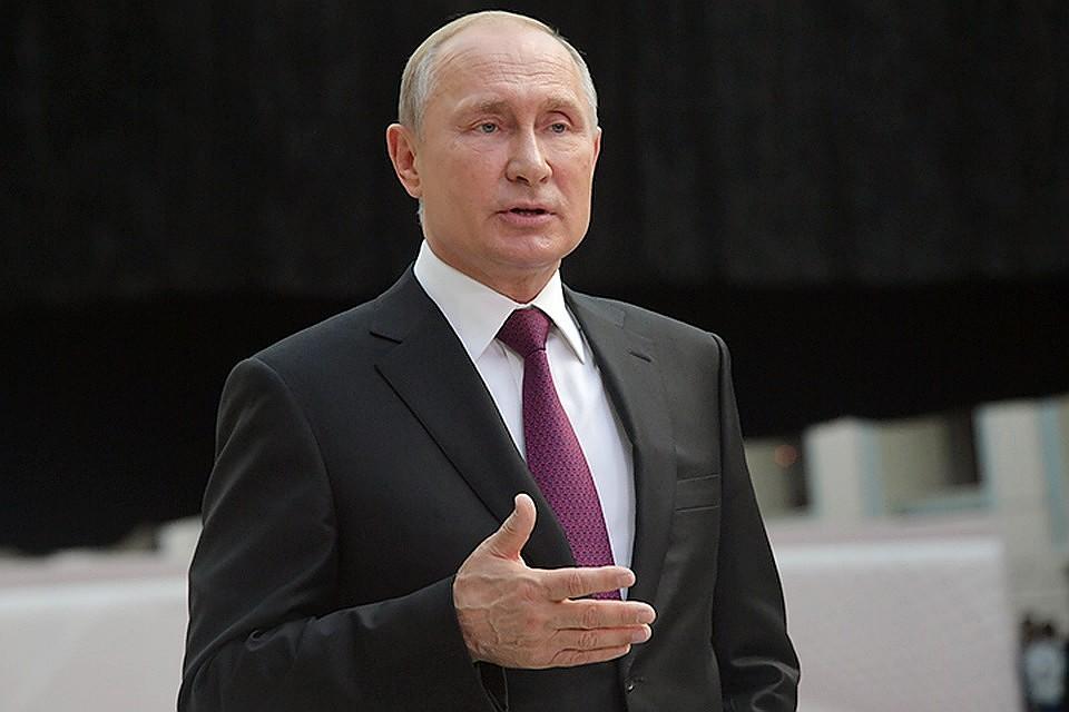 Путин заявил о достижении Россией целей, поставленных в начале операции в Сирии