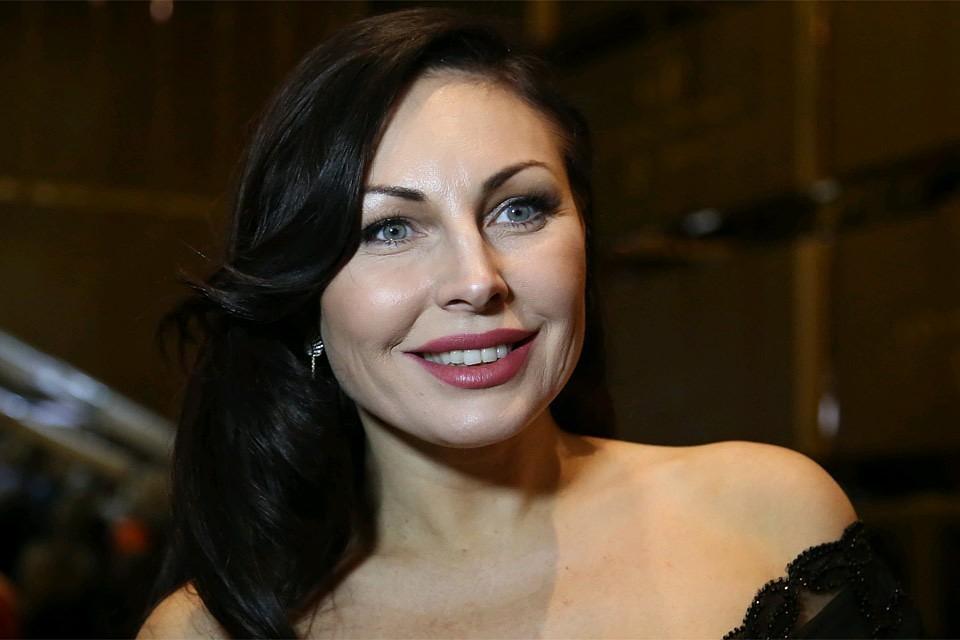 Актриса Наталья Бочкарева.