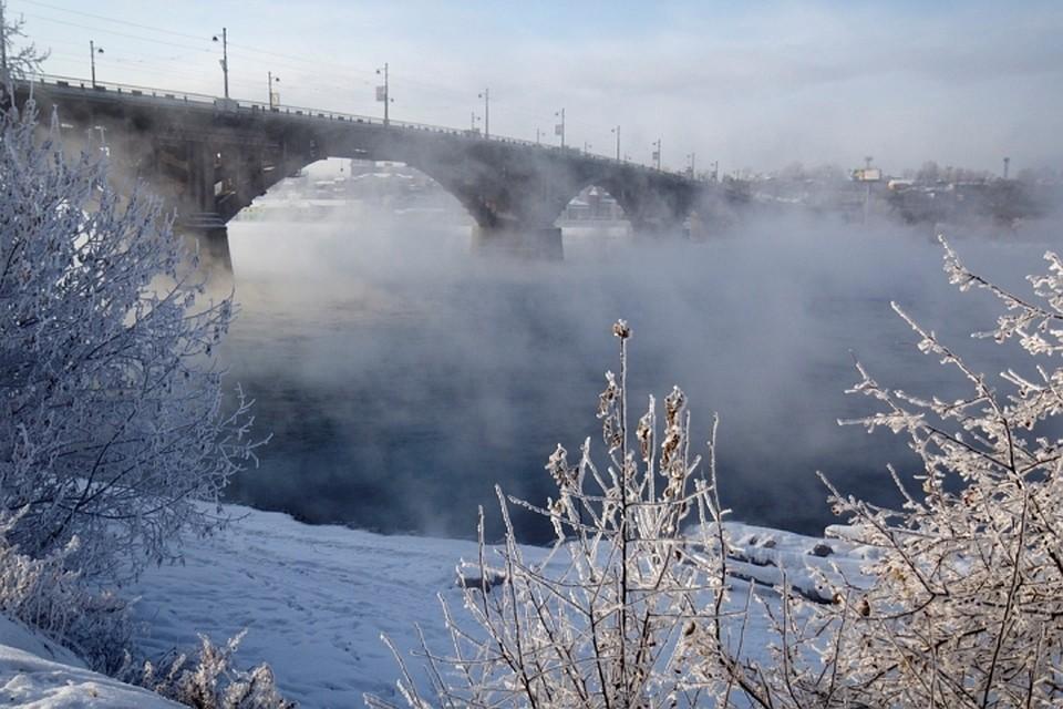 В Иркутской области 17 ноября пойдет снег