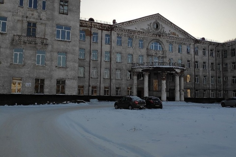 """Новокузнечане жалуются на ужасное состояние городской больницы. ФОТО: vk.com, """"Новокузнецк Онлайн"""""""
