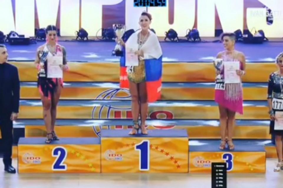 Хабаровская танцовщица стала чемпионкой мира ФОТО: студия бального танца «Балхаус»